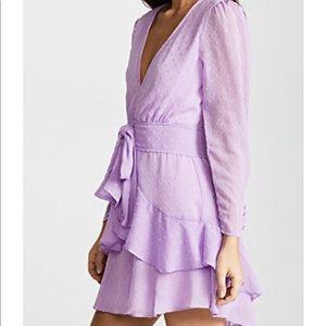 """For Love & Lemons Lavender """"Tarta"""" Dress"""
